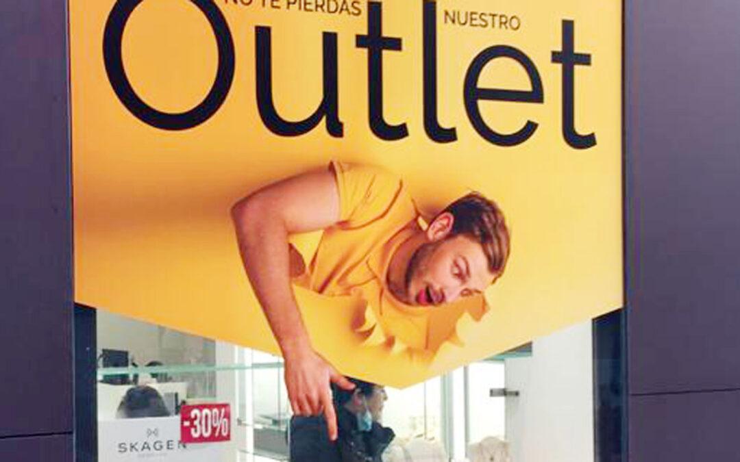 ¿Has visto nuestra nueva zona Outlet?